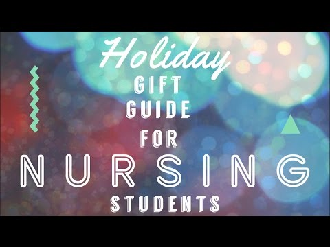 HOLIDAY GIFT GUIDE FOR NURSING STUDENTS ۞ The Black Nurse