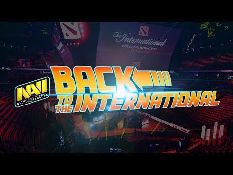 Back to The International 2015 - Dota 2 Movie