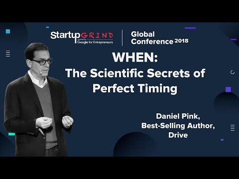 when:-the-scientific-secrets-of-perfect-timing-|-daniel-pink-|-author,-drive