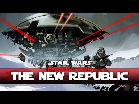 Republic Infantry Company - Thrawns Revenge - Ep17 - (Star Wars RTS Lets Play)