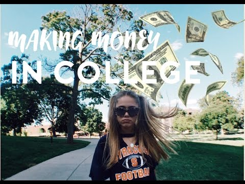 HOW TO Save Money in College and Be a Smart Spender