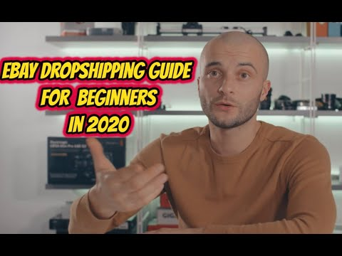 eBay Dropshipping beginners guide for 2020 thumbnail