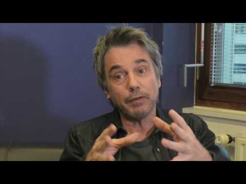 Jean-Michel Jarre interview (part 1)