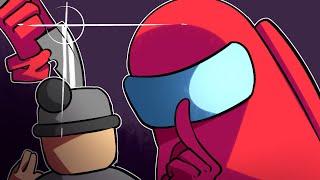 O IMPOSTOR GIGANTE - Roblox SuperHero Battle Tycoon