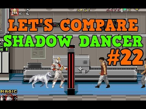 LET'S COMPARE #22: SHADOW DANCER by Sala Giochi 1980