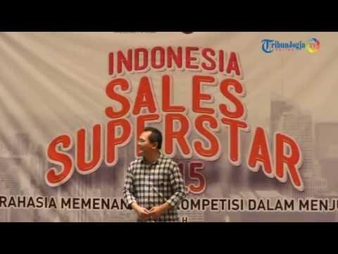 Seminar Indonesia Sales Superstar Bersama Andrew Nugraha