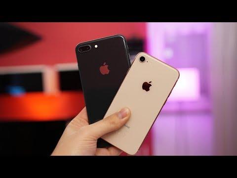 Review: Apple IPhone 8 & 8 Plus (Deutsch) | SwagTab