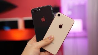 Review: Apple iPhone 8 & 8 Plus (Deutsch) | SwagTab