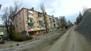 Ремонт Проспекта Победы Липецк начало мая.
