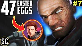 Star Wars BAD BATCH 1x07: Every EASTER EGG + JEDI Fallen Order Cameo EXPLAINED | Full BREAKDOWN