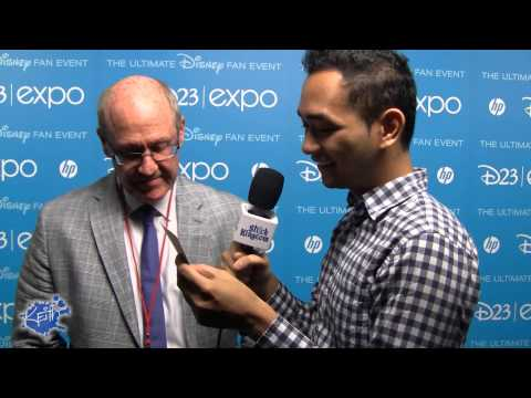 Glen Keane talks Beast's Real Name and more! at the D23 Expo 2013