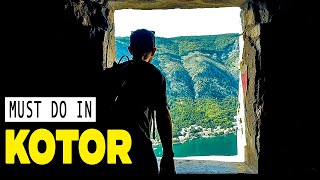 A DAY IN KOTOR, MONTENEGRO