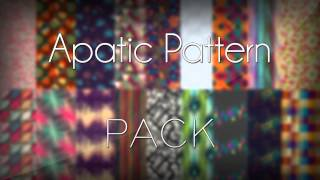 Free Pattern Pack!