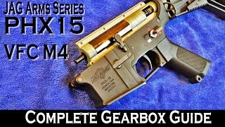 Video PHX15 / VFC - Complete Gearbox Guide (disassembly - assembly) download MP3, 3GP, MP4, WEBM, AVI, FLV Juli 2018