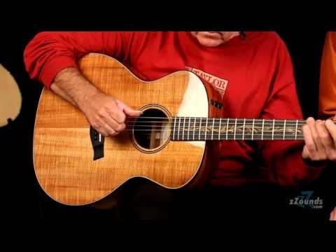 Taylor Koa Guitar Tonewood