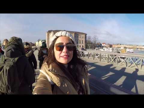 Stockholm İsveç Gezisi | Kuzey Işıkları Gezisi 2. Bölüm