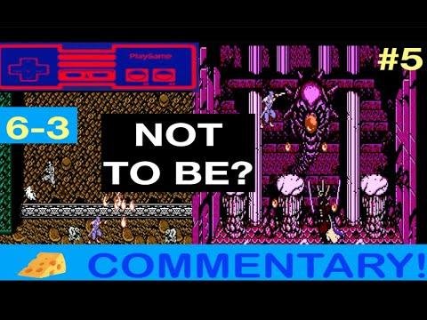 More Annoying Ninja Gaiden Nes Enemies 8 Bit Frustration Part 5