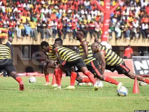 AFCON 2017 Qualifiers Uganda Cranes vs. Coromros in Pictures