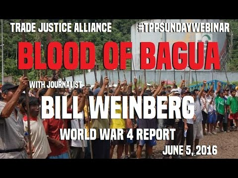 #TPPSundayWebinar Bill Weinberg Blood of Bagua 6/5/16