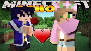 Minecraft School : LITTLE KELLY FALLS IN LOVE?!