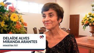 Delaíde Alves Miranda Arantes | Reforma trabalhista