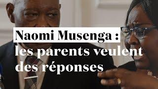 La mère de Naomi Musenga :