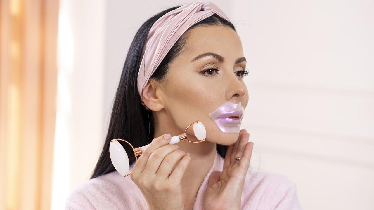 Diamond Collagen Lip Mask Knesko Skin