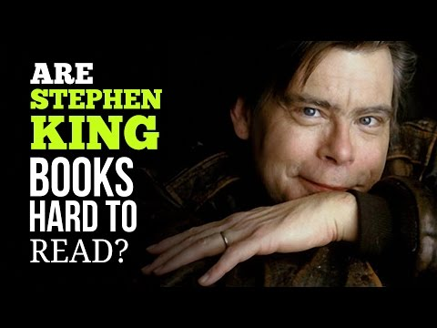 Are Stephen King Books Hard To Read? Contrary To Popular Belief, They're Easy & Fun To Read