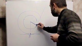 Физика. Урок № 18. Кинематика. Мгновенный центр вращения. Задачи