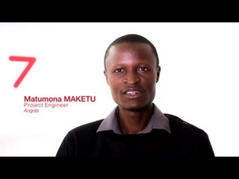 Being 7 - This is my story - Maketu, Project Engineer