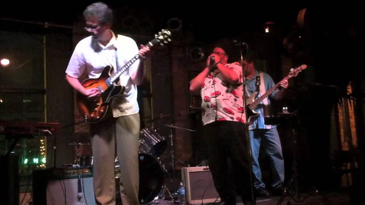 Upstage Crew Blues Band 8-1-12 - YouTube