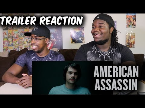 Thumbnail: American Assassin : REACTION ft. Captain Phil