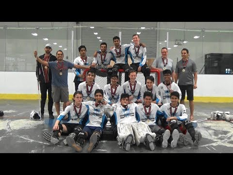 2017 BC Minor Ball Hockey Provincials (Major Mtn Gold Medal) Richmond Clampers vs. Surrey Lilboats