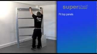 How To Build Supershelf™ Single Garment Hanging