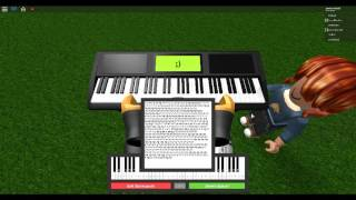 Roblox Piano|| Am I any good?||