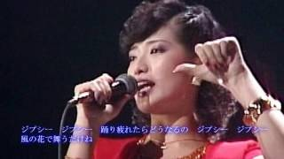山口百恵29枚目のシングル「謝肉祭」です.