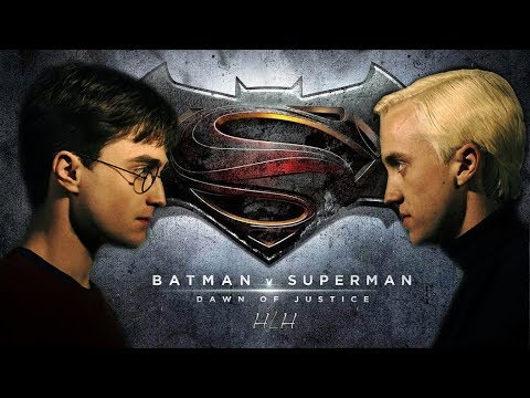 Batman v Superman: Dawn of Justice - (Harry Potter Style)|REQUESTED|
