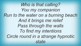 Crowded House - Nails In My Feet Lyrics