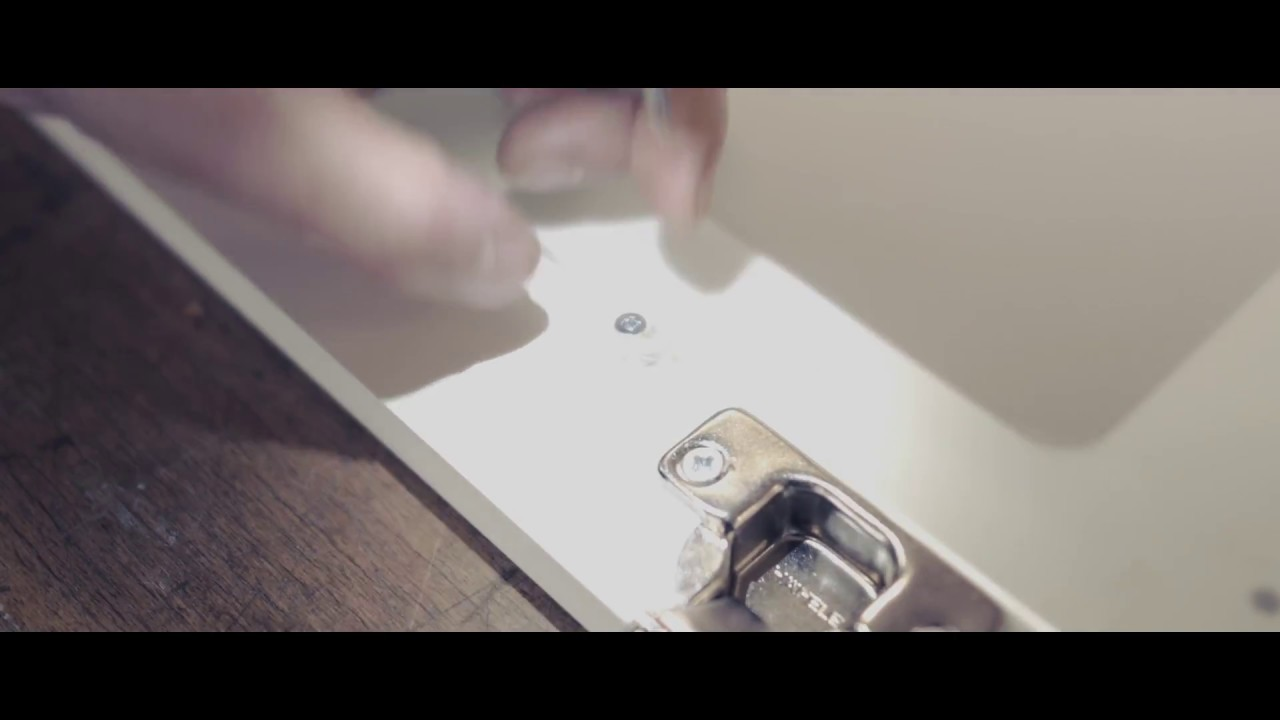 Quick Tip Tür mit Glaseinsatz - YouTube