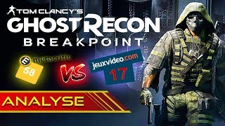 GHOST RECON BREAKPOINT, le FANTÔME d'une LICENCE TRAHIE