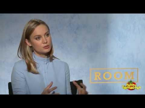 Room Interview: Brie Larson