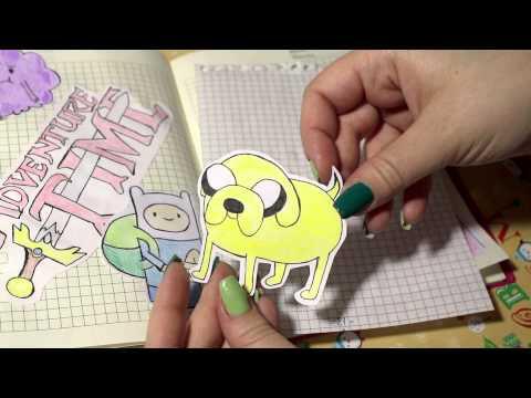 Cмотреть Идеи для личного дневника  Adventure Time / Время Приключений