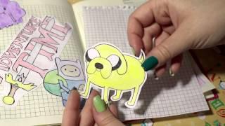 - Идеи для личного дневника  Adventure Time Время Приключений