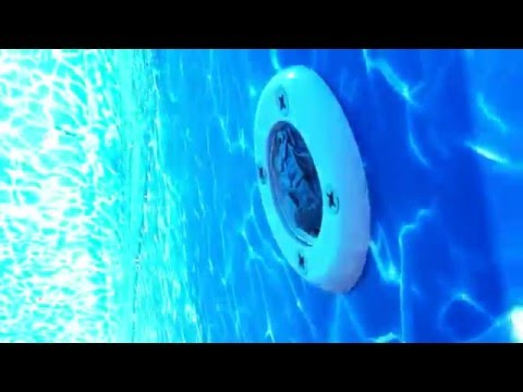 How to install a pool return faceplate (Hayward) - YouTube