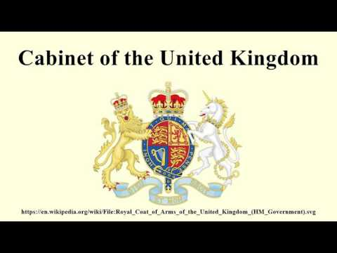 Cabinet of the United Kingdom