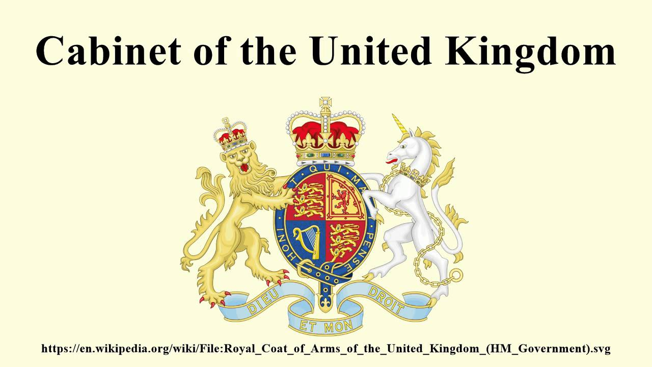 Cabinet of the United Kingdom - YouTube