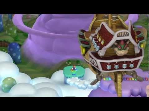 Let's Play: New Super Mario Bros. U - Part 15 | Boarding The Airship