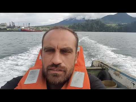 Travelling With Tasos To Limbe Cameroon