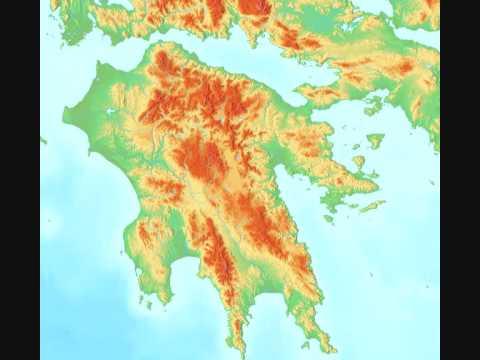 The Peloponnesian song - Kato apo to avlaki (below the groove)