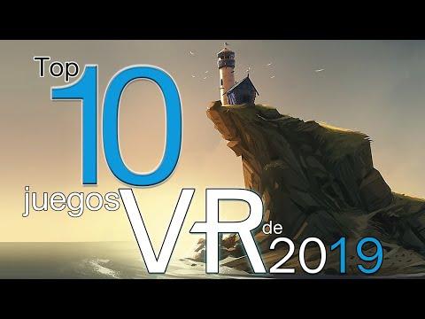 Top 10 Mejores Juegos VR De 2019